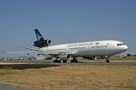 名古屋飛行場 - Nagoya Airport [NKM/RJNA]で撮影されたガルーダ・インドネシア航空 - Garuda Indonesia [GA/GIA]の航空機写真