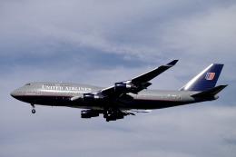 sakuraさんが、成田国際空港で撮影したユナイテッド航空 747-451の航空フォト(飛行機 写真・画像)