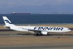 Scotchさんが、中部国際空港で撮影したフィンエアー A330-302Xの航空フォト(写真)