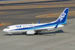 Scotchさんが、中部国際空港で撮影した全日空 737-781の航空フォト(飛行機 写真・画像)