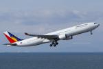 Scotchさんが、中部国際空港で撮影したフィリピン航空 A330-301の航空フォト(写真)