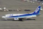 Scotchさんが、中部国際空港で撮影したANAウイングス 737-5L9の航空フォト(飛行機 写真・画像)