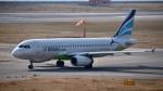 mojioさんが、関西国際空港で撮影したエアプサン A320-232の航空フォト(飛行機 写真・画像)