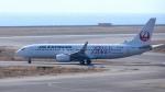 mojioさんが、関西国際空港で撮影したJALエクスプレス 737-846の航空フォト(飛行機 写真・画像)