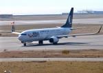 mojioさんが、関西国際空港で撮影した山東航空 737-85Nの航空フォト(飛行機 写真・画像)