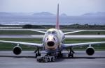 なごやんさんが、那覇空港で撮影した日本航空 747-446Dの航空フォト(写真)