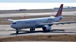 mojioさんが、関西国際空港で撮影したトランスアジア航空 A330-343Xの航空フォト(飛行機 写真・画像)