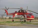 ゴンタさんが、ウィリアム・P・ホビー空港で撮影したSiller Helicopters Inc S-64E Skycraneの航空フォト(写真)