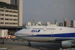 m-takagiさんが、伊丹空港で撮影した全日空 747-481(D)の航空フォト(飛行機 写真・画像)