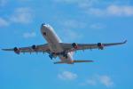 パンダさんが、成田国際空港で撮影したヴァージン・アトランティック航空 A340-313Xの航空フォト(写真)