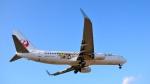 mojioさんが、伊丹空港で撮影したJALエクスプレス 737-846の航空フォト(飛行機 写真・画像)