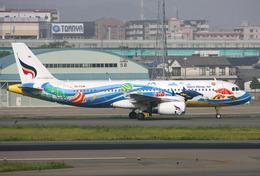 航空フォト:HS-PGW バンコクエアウェイズ A320
