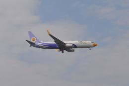 ガオラオさんが、チェンライ空港で撮影したノックエア 737-8ASの航空フォト(飛行機 写真・画像)