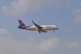 ガオラオさんが、チェンライ空港で撮影したタイ・スマイル A320-232の航空フォト(飛行機 写真・画像)
