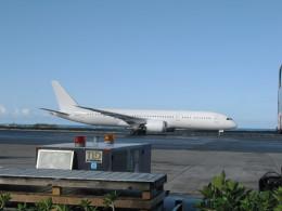 ニンバスT.Iさんが、コナ国際空港で撮影したボーイング 787-9の航空フォト(飛行機 写真・画像)