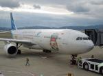 こいのすけさんが、関西国際空港で撮影したガルーダ・インドネシア航空 A330-341の航空フォト(写真)