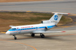 富山空港 - Toyama Airport [TOY/RJNT]で撮影されたウラジオストク航空 - Vladivostok Air [XF/VLK]の航空機写真
