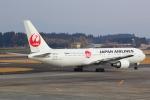 t!!!!!!さんが、鹿児島空港で撮影した日本航空 767-346/ERの航空フォト(写真)