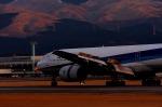 福岡空港Loveさんが、熊本空港で撮影した全日空 777-281の航空フォト(写真)