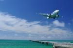 skydancingさんが、下地島空港で撮影した全日空 737-781の航空フォト(写真)
