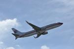 snow_shinさんが、福岡空港で撮影した中国東方航空 737-89Pの航空フォト(飛行機 写真・画像)