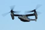 take_2014さんが、新田原基地で撮影したアメリカ海兵隊 MV-22Bの航空フォト(写真)