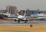 ふじいあきらさんが、伊丹空港で撮影した全日空 737-781の航空フォト(写真)
