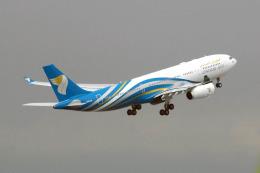 航空フォト:A4O-DA オマーン航空 A330-200