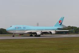 Masaさんが、高松空港で撮影した大韓航空 747-4B5(BCF)の航空フォト(飛行機 写真・画像)