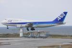 VIPERさんが、那覇空港で撮影した全日空 747-481(D)の航空フォト(写真)