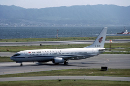 Gambardierさんが、関西国際空港で撮影した中国国際航空 737-89Lの航空フォト(飛行機 写真・画像)