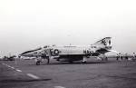 なまくら はげるさんが、厚木飛行場で撮影したアメリカ海軍 F-4J Phantom IIの航空フォト(写真)