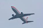 パンダさんが、関西国際空港で撮影した日本トランスオーシャン航空 737-446の航空フォト(写真)
