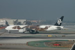 matsuさんが、ロサンゼルス国際空港で撮影したニュージーランド航空 777-319/ERの航空フォト(写真)