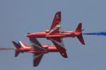 EXIA01さんが、フェアフォード空軍基地で撮影したイギリス空軍 BAe Hawk T1Aの航空フォト(写真)