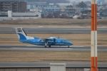 uhfxさんが、伊丹空港で撮影した天草エアライン DHC-8-103Q Dash 8の航空フォト(飛行機 写真・画像)
