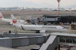 uhfxさんが、伊丹空港で撮影したJALエクスプレス 737-846の航空フォト(飛行機 写真・画像)
