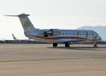 Dojalanaさんが、函館空港で撮影したTAG エイビエーション・アジア CL-600-2B19 Challenger 850の航空フォト(飛行機 写真・画像)