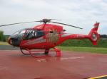 ゴンタさんが、雄飛航空川島ヘリポートで撮影した雄飛航空 EC120B Colibriの航空フォト(写真)