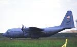 チャーリーマイクさんが、横田基地で撮影したアメリカ空軍 C-130H-3の航空フォト(写真)