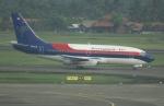 やまっちさんが、スカルノハッタ国際空港で撮影したスリウィジャヤ航空 737-2T4/Advの航空フォト(写真)