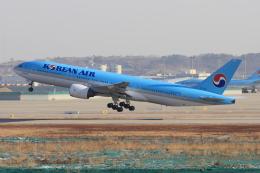 航空フォト:HL7743 大韓航空 777-200
