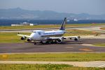 T.Sazenさんが、関西国際空港で撮影したシンガポール航空カーゴ 747-412F/SCDの航空フォト(写真)