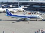 ゴンタさんが、中部国際空港で撮影した全日空 A320-214の航空フォト(写真)