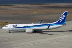 Scotchさんが、中部国際空港で撮影した全日空 737-881の航空フォト(飛行機 写真・画像)