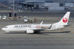 Scotchさんが、中部国際空港で撮影したJALエクスプレス 737-846の航空フォト(写真)