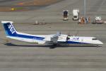 Scotchさんが、中部国際空港で撮影したANAウイングス DHC-8-402Q Dash 8の航空フォト(写真)