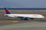 Scotchさんが、中部国際空港で撮影したデルタ航空 777-232/ERの航空フォト(飛行機 写真・画像)