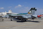 Scotchさんが、厚木飛行場で撮影したアメリカ海軍 F/A-18E Super Hornetの航空フォト(飛行機 写真・画像)