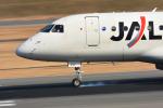 パンダさんが、伊丹空港で撮影したジェイ・エア ERJ-170-100 (ERJ-170STD)の航空フォト(飛行機 写真・画像)